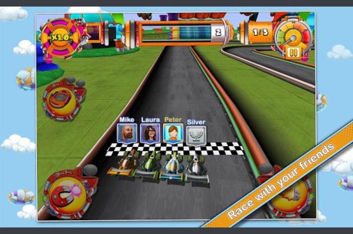 Metallicars: Racing inteligent
