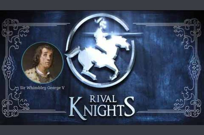 Rival Knights - Invincible Knight