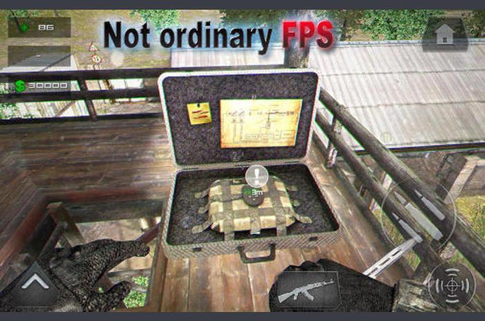 หน้าที่การต่อสู้: โมเดิร์นตี FPS
