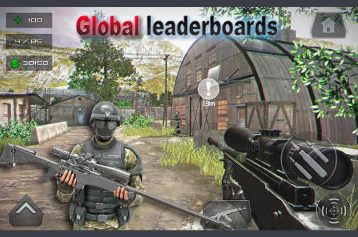 Deber de Combate: Huelga Moderno FPS