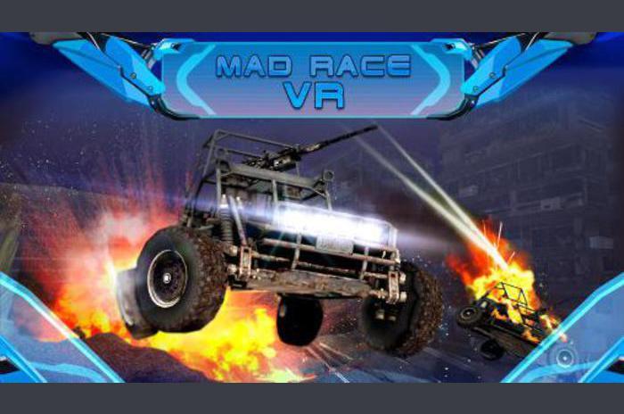 Mad utrke VR