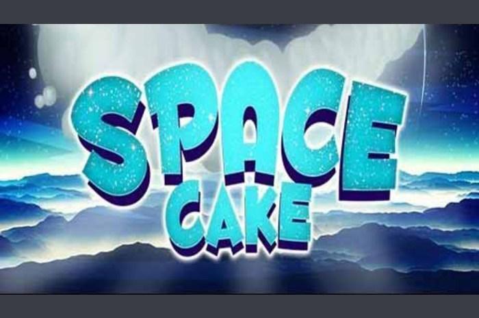 كعكة الفضاء
