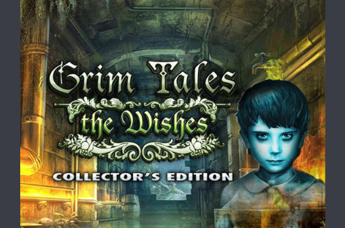 Grim tales: The wishes.  Collector's edition