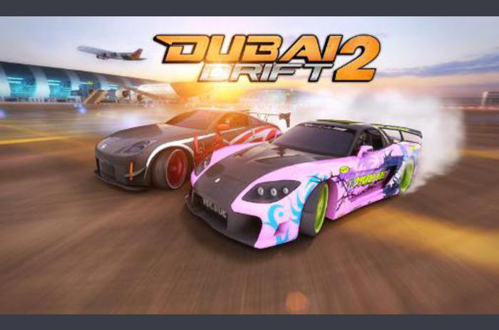 Dubaj Drift 2