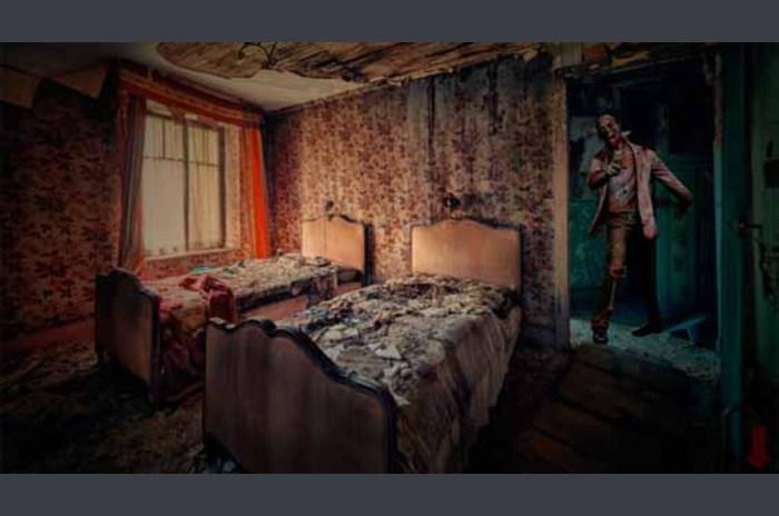 Casă abandonată - abandonat Casa