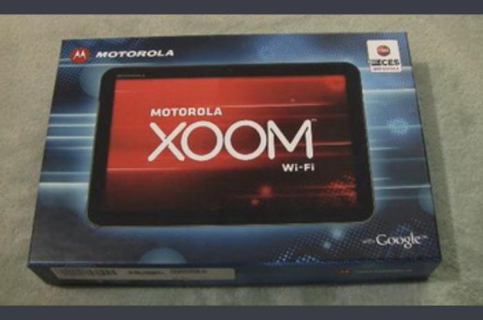 Motorola are o problema cu datele de curăţare după reparaţie Motorola xoom