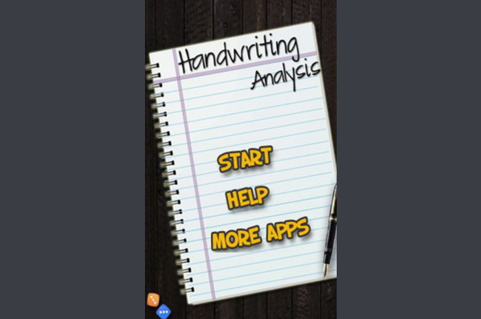Handwriting Analysis lite