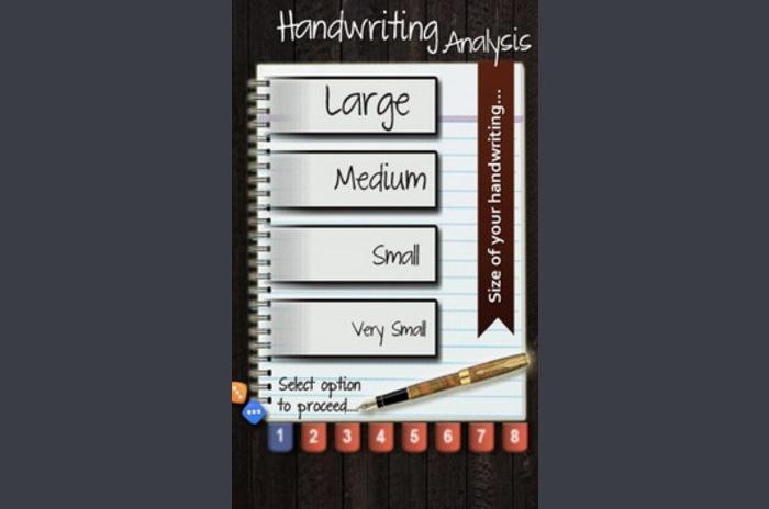 Analiza pisma ręcznego lite
