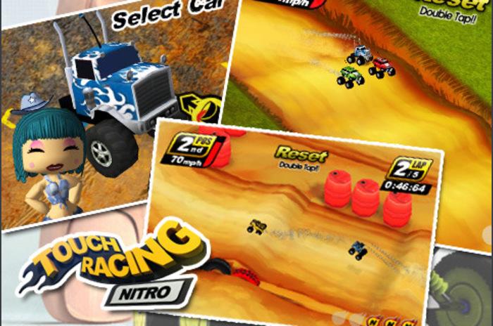 Touch Racing Nitro - Race