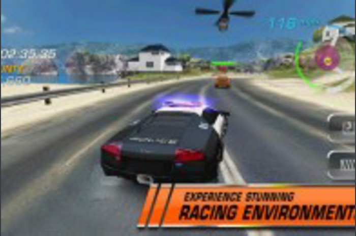 Need for Speed​​: Hot Pursuit