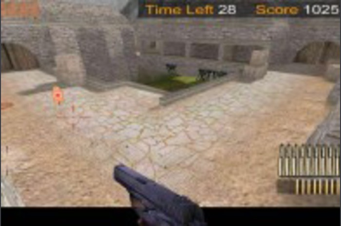 Sniper cantonament al II-lea