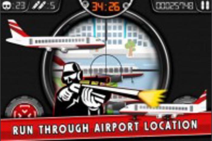 Attaque Sniper