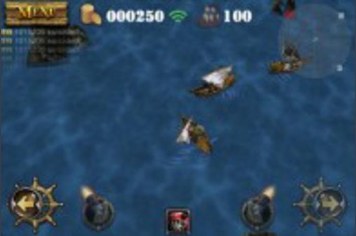 Pirati 3D Cannon Master