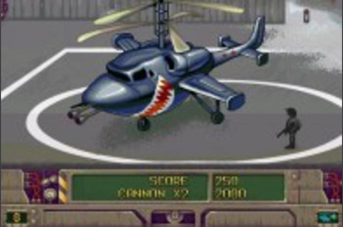 Black Shark 2: Sibir