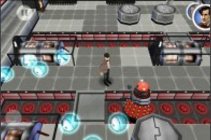 Doctor Who - Zaman Labirentler