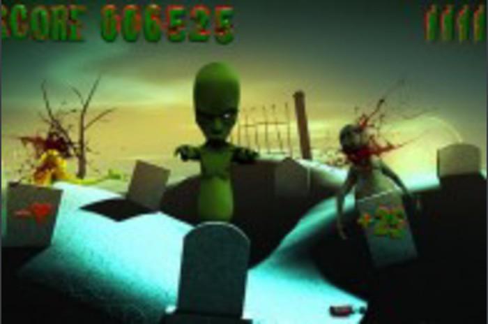 Takedown Zombie