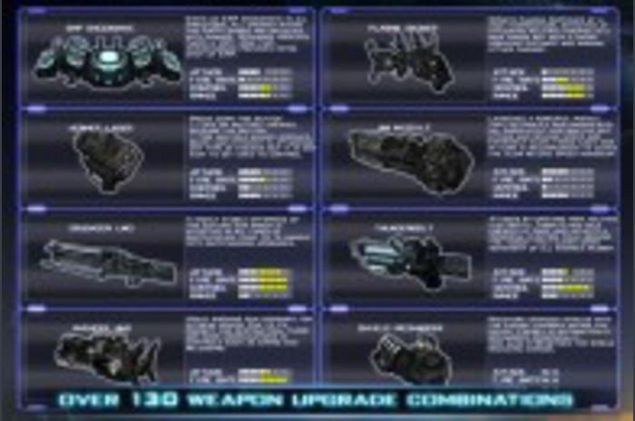 Ciężki Gunner 3D