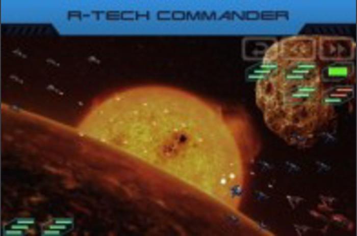 R-Tech Commander: Galaxy