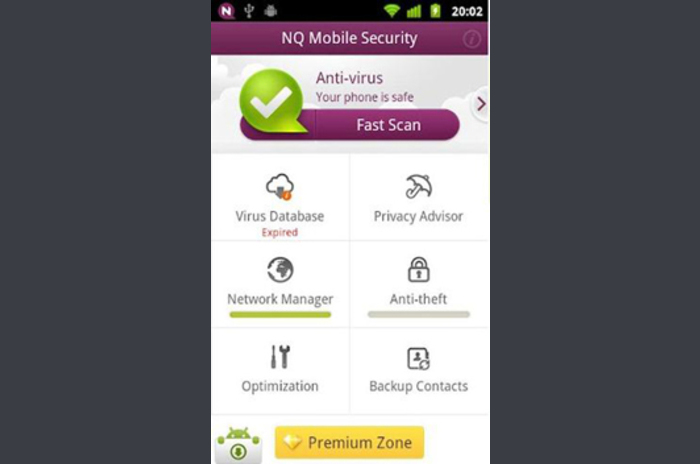 NQ Mobile Security & Antivirus