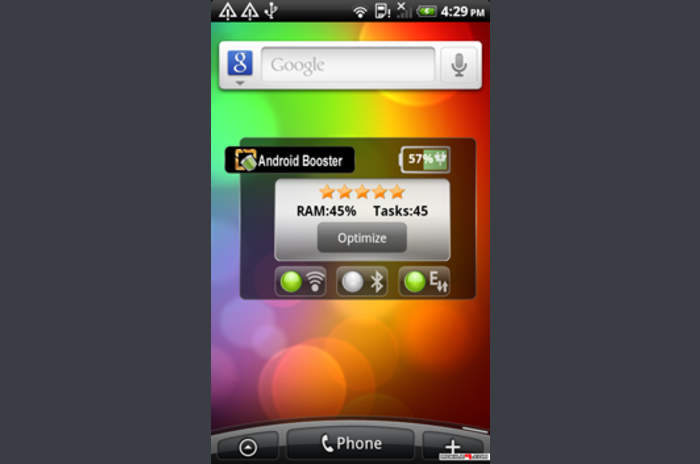 Android Booster (NetQin Mobile Guard)