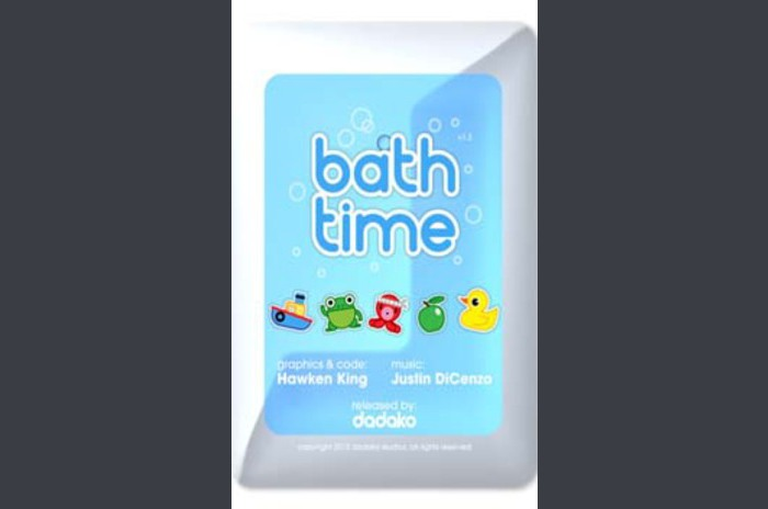 Baño de fondo de pantalla el tiempo