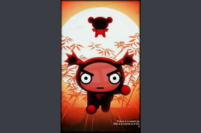 Pucca vii Wallpapere