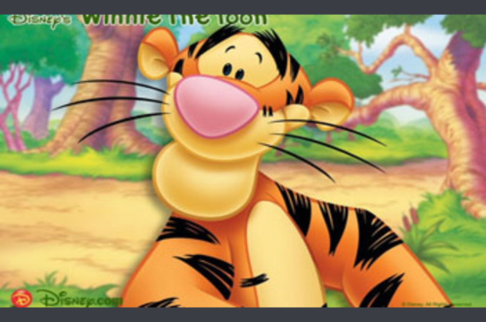 Wallpapere Pooh live