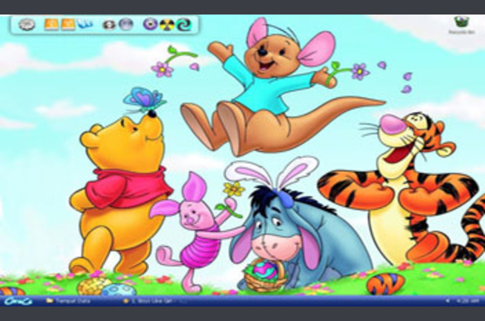 Pooh Live Wallpapers