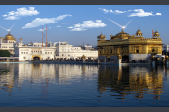 Varbar Sahib ji háttérkép