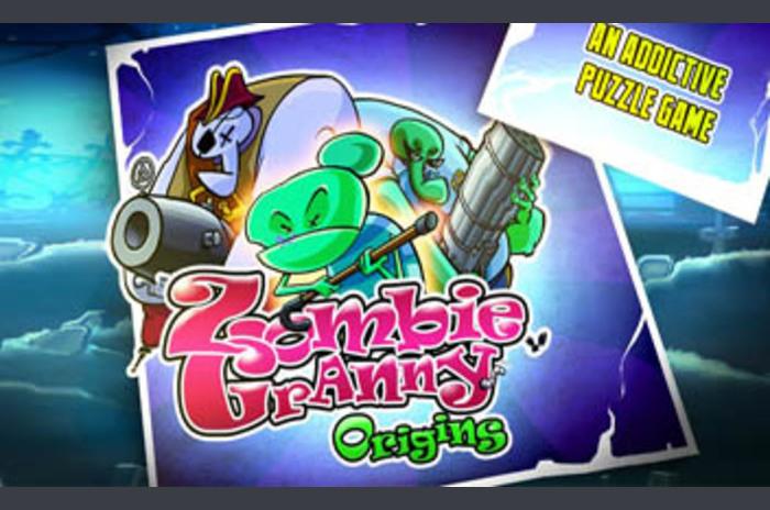Zombie Bunica: Jocuri Puzzle