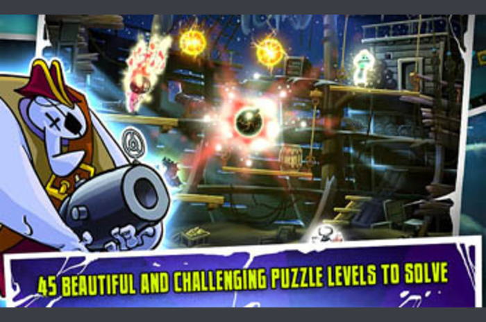 Zombie Oma: Puzzle Game