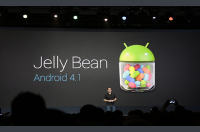 Google ogłosił nową wersję Androida 4.1 Jelly Bean