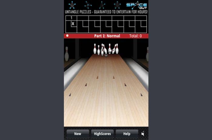 Bowling Finger