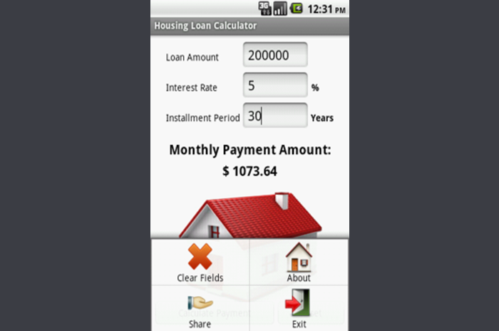 Bostäder Loan Calculator