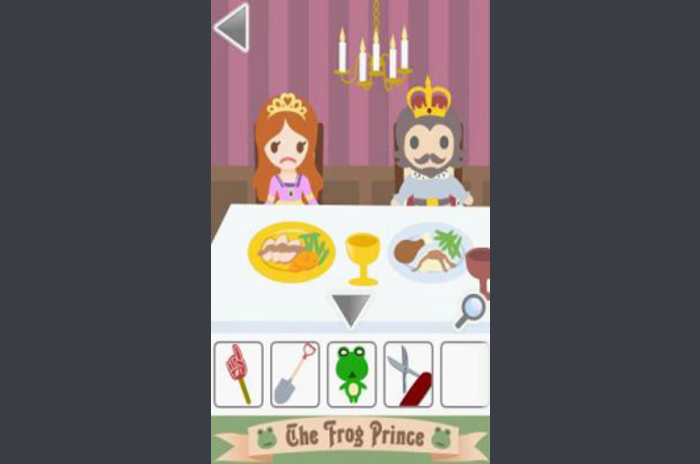 Frog Prince Escape Game