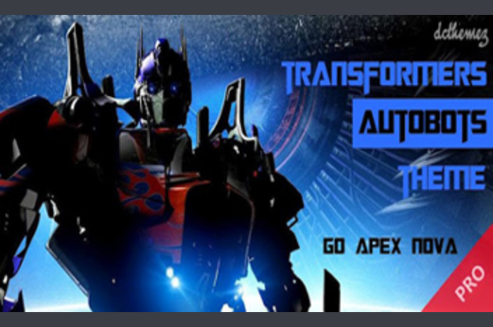 Transformateurs Autobots Theme