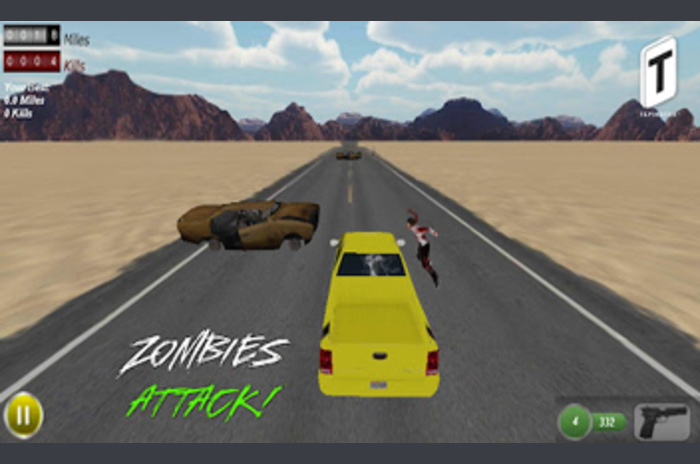 Drive with Zombies