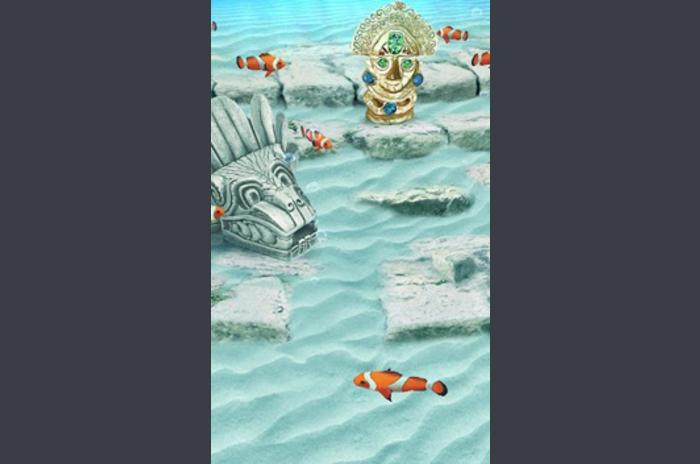 Ocean Aquarium 3D Zgubione Temple