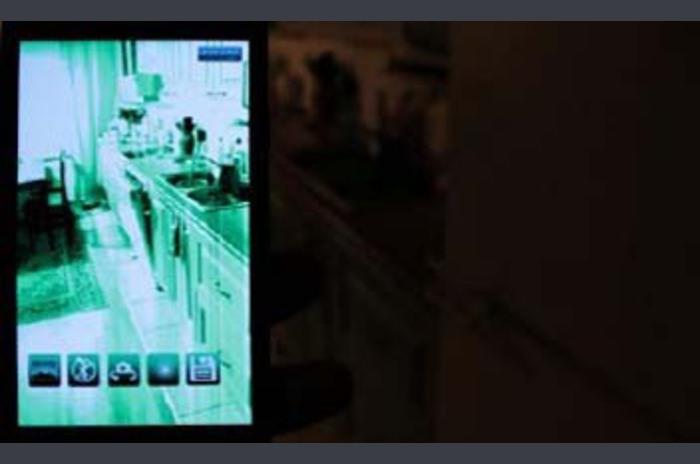 Night Vision kamera