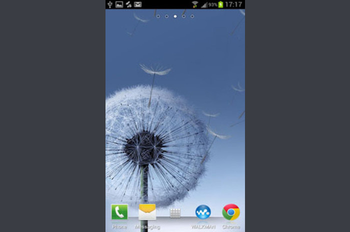 Galaxy S3 Dandelion Premium