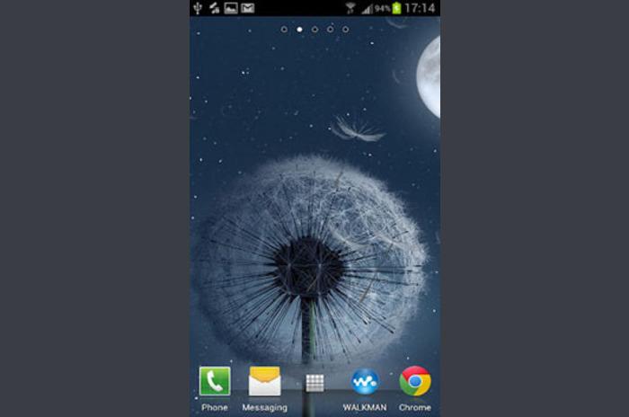 Galaxy S3 Paardebloem Premium