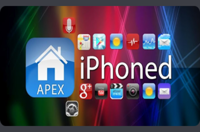 iPhoned HD Apex Theme