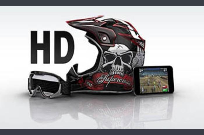 HD 2XL Supercross