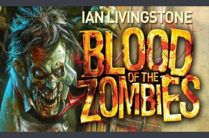 Zombies krwi