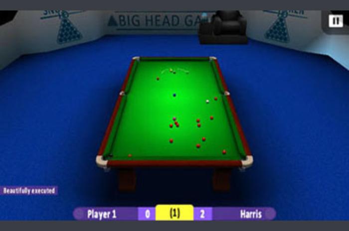 Międzynarodowe Snooker HD