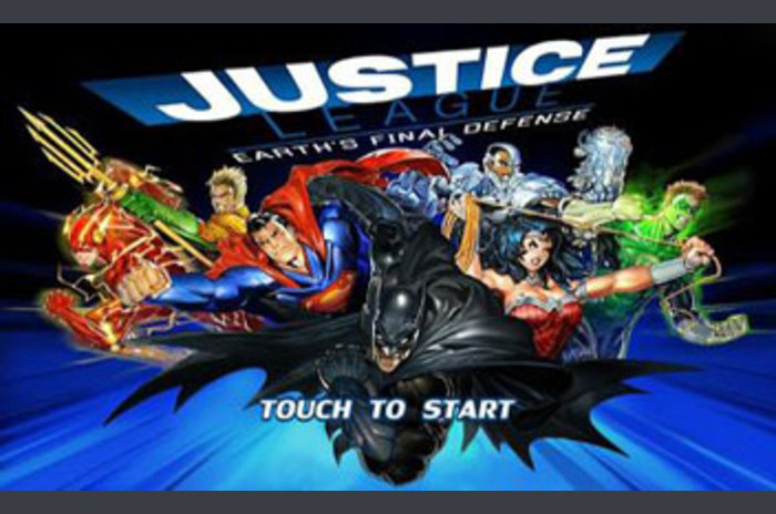 Justice League: EFD