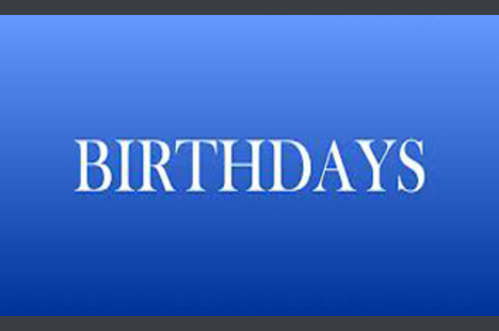 Birthdays - will remind you of birthdays of friends