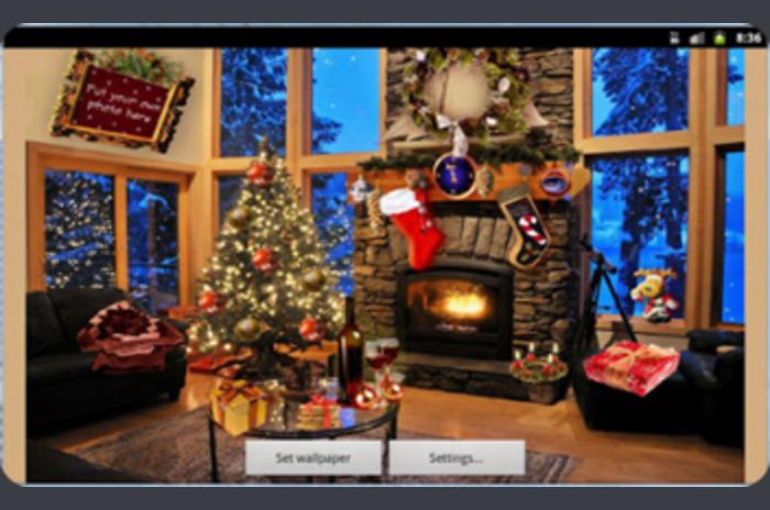 Noel Şömine LWP