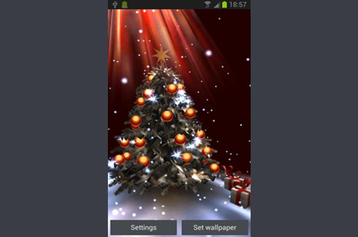 Kerstboom 3D - kerstboom