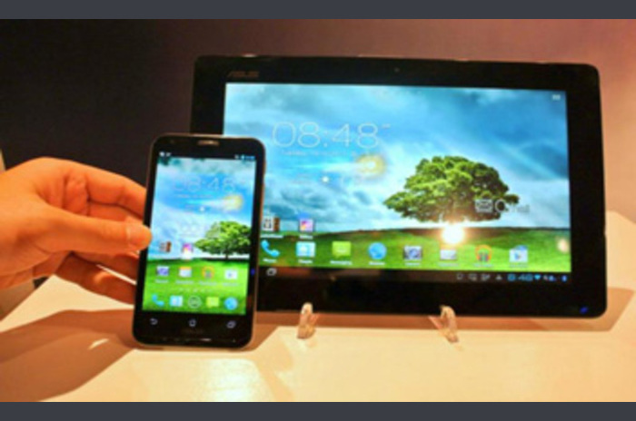 ASUS Padfone 2 aktualizowany do Jelly Bean